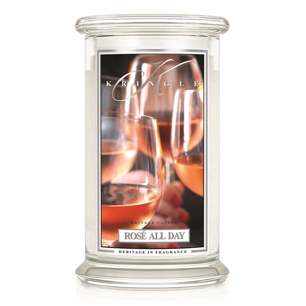 Kringle-Bougie-Parfume-Grand-625ml-Classique-Bocal-2-Wick-Variete-de-Parfums