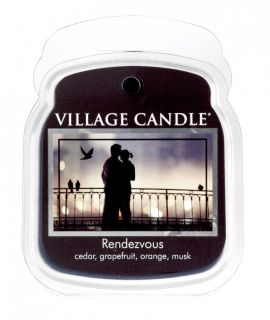 Village Candle Wax Melt Packs For Use with Melt Tart & Oil Burners Rendezvous