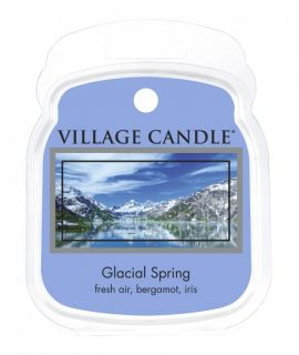 Village Candle Wax Melt Packs For Use with Melt Tart & Oil Burners Glacial Spring
