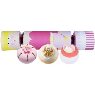Bomb Bath Blaster Cracker Christmas Gift Pack Set Fairy Godmother