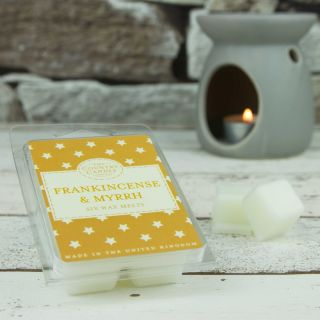 Country Candle Wax Melt Superstars Packs Frankincense & Myrrh