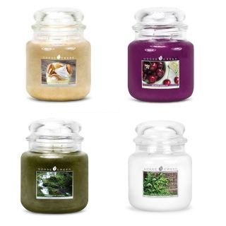 Goose Creek 16oz Scented American Medium Jar Candle with Double Wick