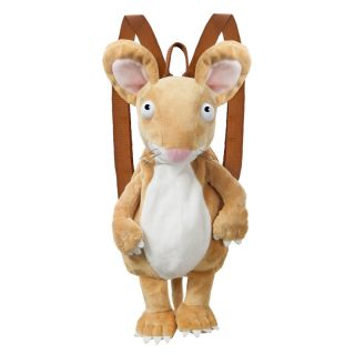 Aurora Gruffalo Mouse Childs 16 Inch Backpack
