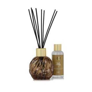 Ashleigh & Burwood Heritage Scented Reed Diffuser Gift Set Diffuser-Amber -Amber & Honeyed Woods