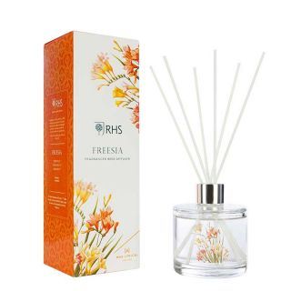 Wax Lyrical RHS Fragrant Garden 180ml Reed Diffuser Freesia