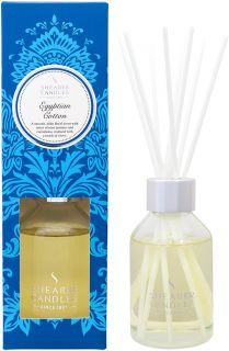 Shearer Candles Home Fragrance Couture Collection Reed Diffusers 100ml Egyptian Cotton