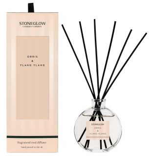 Stoneglow Candles Modern Classics Scented Reed Diffuser Orris & Ylang Ylang