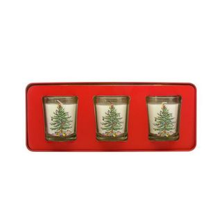 Wax Lyrical Christmas Tree Fragranced Votive Gift Set