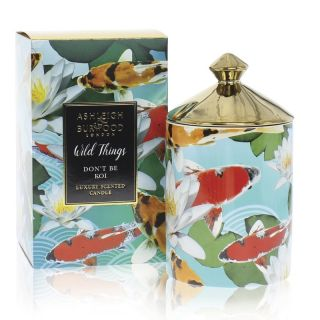 Ashleigh & Burwood Wild Things Luxury Scented Candle Don't Be Koi -  Moroccan Spice